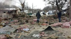 House Explosion In