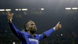 Premier match pour Didier Drogba avec