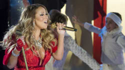 WATCH: Mariah Carey Tries To Sing 'All I Want For Christmas,'