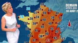VIDÉOS - À quoi ressemblera le bulletin météo en 2050 (avec Evelyne