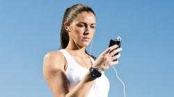 Téléphone intelligent et mise en forme: comment s'y
