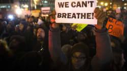 Des milliers de manifestants dans les rues de New York contre les violences policières