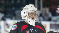 Goalie Fight Thrusts Unlikely Player Into WHL