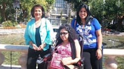 This Differently Abled Indian Woman Travels The World In Her