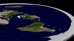 もしも地球が平らだったら、端まで走ったらどうなる?【動画】