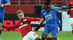 Russia Bans Black Player Who Shot The Bird To Racially Abusive