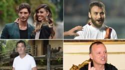 Belen, De Rossi, Mammuccari, D'Alessio: i contatti vip della cupola