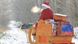 Le père Noël s'appelle
