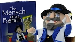 This Little 'Mensch' Is Hanukkah's Answer To 'Elf On The