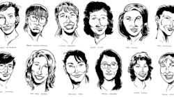 Torontonian Illustrates The Women Of École Polytechnique In