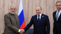 On Putin Visit, India, Russia To Hold Talks On Fifth Generation Fighter Aircraft