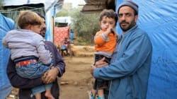 Des réfugiés syriens désemparés avec la fin de l'aide alimentaire