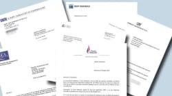 Le FN dévoile les lettres de refus de prêt des