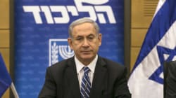 Les députés israéliens ont voté la dissolution du