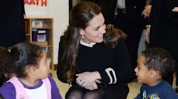Even NYC Kids Are Not Immune To Kate's
