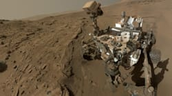 NASA Curiosity Finds New Evidence Of Water On
