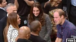 Kate Middleton et Beyoncé se rencontrent à New York: c'est la folie!