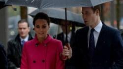 Kate Middleton, Prince William Visit 9/11