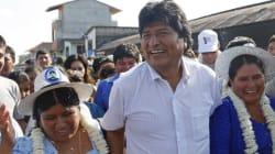Réélection d'Evo Morales: nouveau souffle pour la