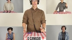Americans Try To Sing 'O Canada' And It Doesn't Go