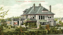 Vancouver Mansion With Tons Of History Goes On The
