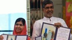 Malala reçoit son prix Nobel de la