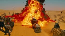 Everyone's Crazy In The 'Max Max: Fury Road' Trailer And It's