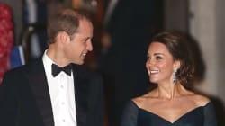 Le Duc et la Duchesse de Cambridge à un gala au MOMA