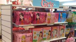 Overdose de rose: non aux jouets