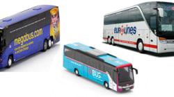 Eurolines, iDBUS, Megabus... la guerre des bus est déjà