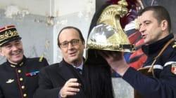 Vous ne verrez pas Hollande avec une crinière sur la