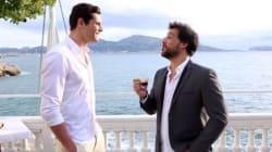 Florent Manaudou et Titoff parodient la pub Nespresso avec