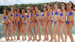 Découvrez les 24 candidates de Miss Nationale