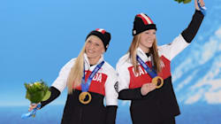 Kaillie Humphries Named Canada's Top