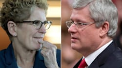 Wynne Asks Harper For First Face-To-Face Meeting In A