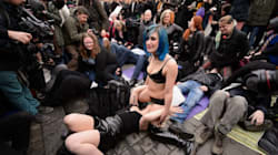 Manifestation «sexuelle» en