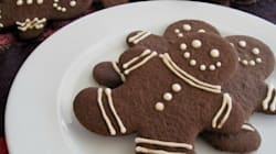 20 Sweet And Cute Gingerbread Cookie