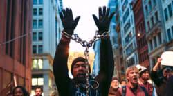 Des milliers d'Américains manifestent contre les violences