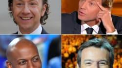 Les présentateurs et journalistes télé préférés des Français