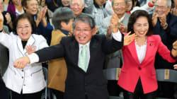 自民、沖縄の全4選挙区で敗北 辺野古移設反対派が当選