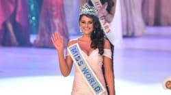 Miss Afrique du Sud couronnée Miss Monde 2014
