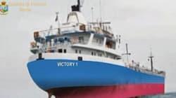 Nave fantasma rifornita per 11 milioni di litri di gasolio. Frode da 7 milioni di