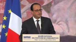 La leçon de Hollande à Sarkozy, Le Pen et