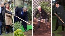 Quand les premiers ministres jouent au