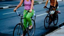 'Bicicleta é só uma