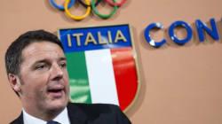 Olimpiadi 2024, una sfida a Renzi contro l'accanimento