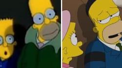 Découvrez l'évolution des Simpson en 25 ans