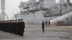 Les marins russes en formation sur le Mistral vont quitter la