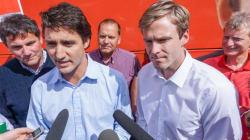 Premier Clarifies Trudeau's Pipeline Comments..