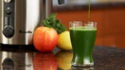 Le jus, boisson santé par
